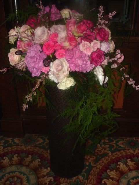 Las Vegas Event Floral Design
