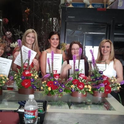 Las Vegas Floral School Students
