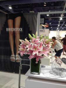 Las Vegas Fashion Show Flowers