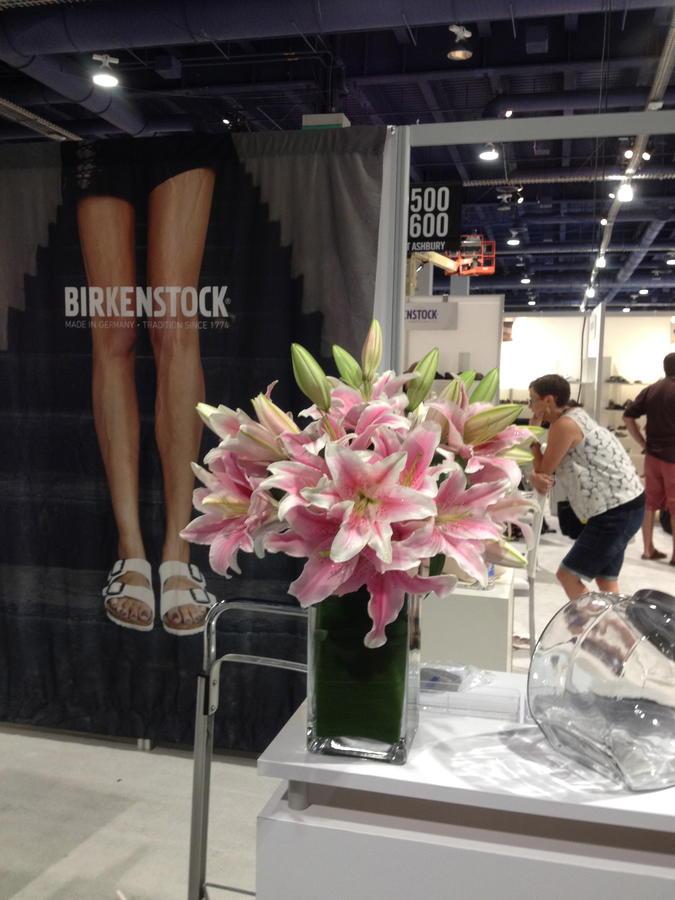 Las Vegas Fashion Show Flowers